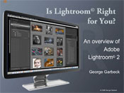 Is lightroom right for you?
